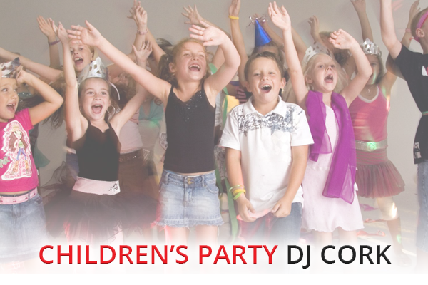 Book A DJ Cork - Children's Party DJ Cork