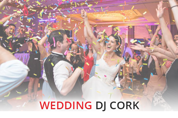 Book A DJ Cork - Wedding DJ Cork