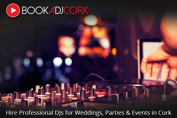 Contact Book A DJ Cork | Hire Professional Experienced DJs