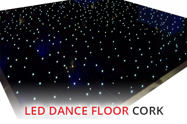 Book A DJ Cork - LED Dance Floor Hire Cork