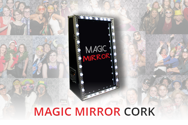 Book A DJ Cork - Magic Mirror Hire Cork